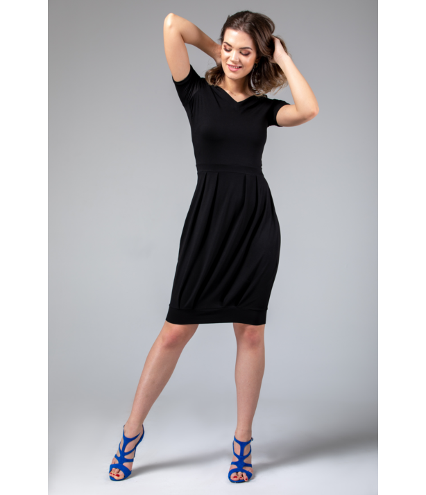 Silvy ruha fekete